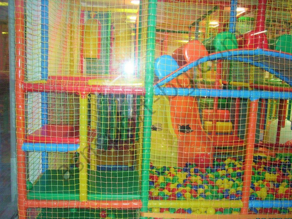 мрежа за детски център