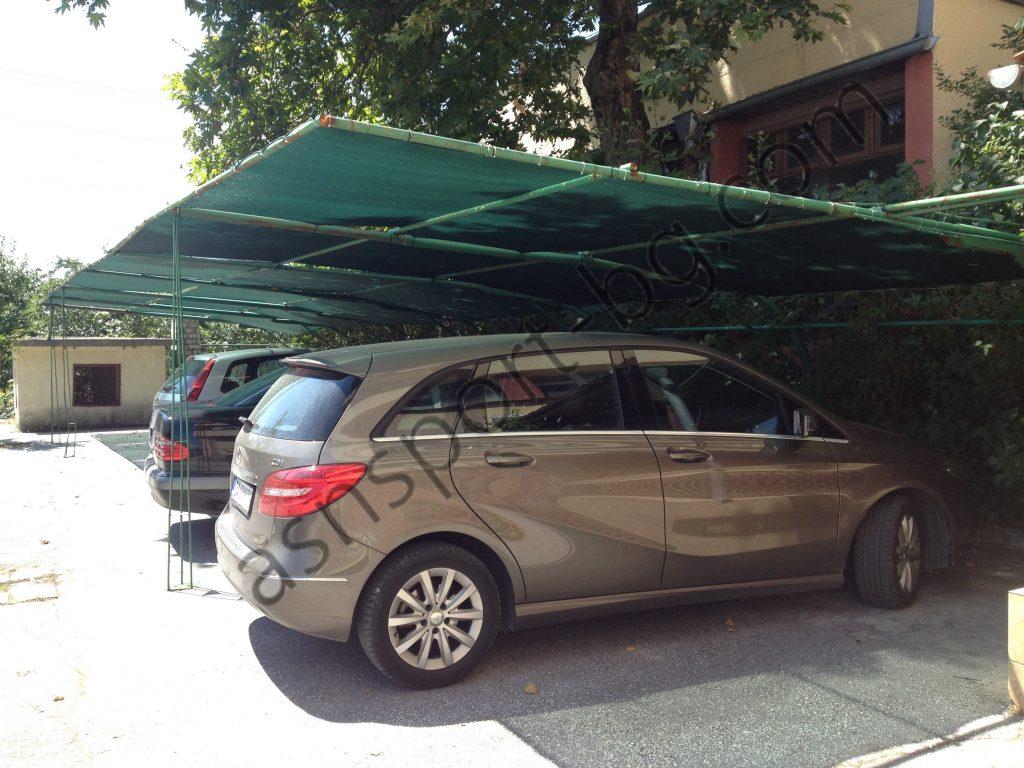 мрежа за паркинг